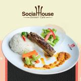 Set ăn trưa kèm đồ uống tại Social House
