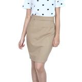 Chân váy công sở chất yumi dày, mềm