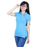 Áo phông A87 cổ bẻ hàng Việt Nam Xuất Khẩu