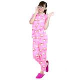 Bộ Pijama họat hình đáng yêu