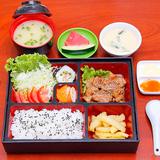 Set ăn 01 người tại Nhà hàng Nhật Bản OISHI
