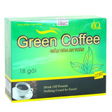 TPCN Green Coffee - Giảm cân an toàn 18 gói