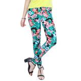 Nổi bật cùng quần legging hoa thời trang