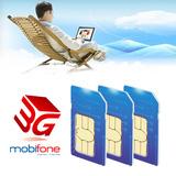 Sim 3G Mobifone 36GB tặng 360.000đ nghe gọi