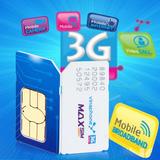 Sim 3G Vinaphone 36 Gb và 480.000đ nghe gọi
