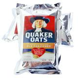2 gói bột yến mạch Quaker Oats đắp mặt làm đẹp da