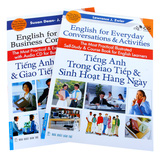 Bộ hai tập: Tiếng Anh giao tiếp và Văn phòng
