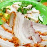 Đặc sản bánh tráng Đà Nẵng ngon tuyệt tại Quán Tôi