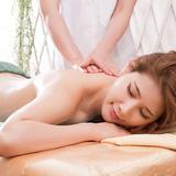 Massage body và Tẩy da chết toàn thân