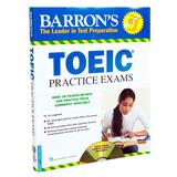 Barron's - Toeic practice exams + 4CD