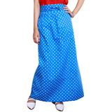Váy chống nắng 2 lớp chấm bi