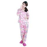 Bộ đồ Pijama thu đông hình thú đáng yêu