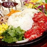 Đến Tara Cuisine thưởng thức cơm trộn trên chảo đá