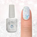 Sơn cả bộ tay + chân gel polishharmony tặng cắt tóc hoặc đính đá ở răng