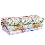 Chăn cotton nhung trần 2 lớp ấm áp