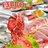 Buffet lẩu nướng phong cách Nhật - nhà hàng F3