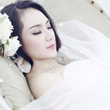 Thử làm cô dâu tại HuynhNgo Studio