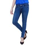 Quần Jean skinny khoe đôi chân dài
