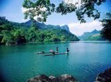 DU LỊCH TỪ THIỆN: Tham quan di tích quốc gia Hồ Ba Bể