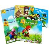 Bộ 5 cuốn truyện tranh dành tặng bé