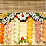 3 mành cuốn sushi tiện lợi