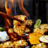 Set đồ nướng hấp dẫn tại quán AKAY NƯỚNG