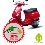 Chỉnh tiết kiệm xăng xe tay ga giảm 30% nhiên liệu
