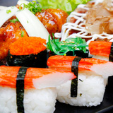 Buffet SUSHI và món ăn chơi Nhật Bản