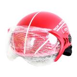 Mũ bảo hiểm kính càng số 8