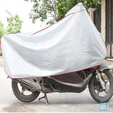 Bạt phủ xe máy Trường Thịnh vải dù pha nylon