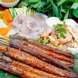 Lẩu cá kèo & cá kèo nướng tại Quán ngon miền Tây