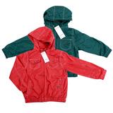 Áo khoác gió 2 lớp - nhẹ mà ấm