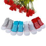 5 đôi tất họa tiết hình giày