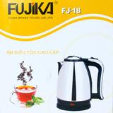 Ấm siêu tốc Fujika 1,8L chính hãng - BH 12 tháng