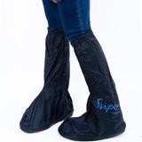 2 đôi giầy đi mưa có đế chống trượt cao cấp