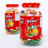 Ngọt ngào với 2 hộp kẹo trái cây Lazery Indonesia