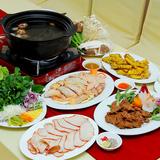 Set ăn 4 người ấm áp mùa đông Ẩm thực Minh Trang