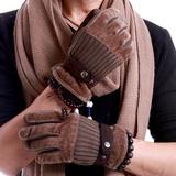 Găng tay len lông nam