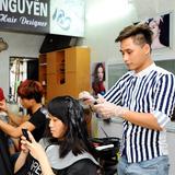 Trọn gói làm tóc với dòng mỹ phẩm cao cấp