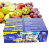3 Túi đựng thực phẩm có khóa Eufood Brand