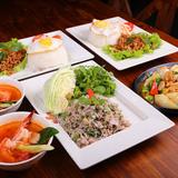 Set ăn xứ sở chùa Vàng tại Royal City