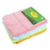 4 khăn mặt Sella sợi tre mềm, mịn