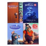 4 truyện Disney - từ hoạt hình bước ra trang sách