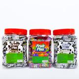 3 hộp kẹo mềm Frurt Plus Malaysia