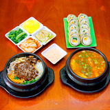 Set ăn hấp dẫn cho 2 người tại Nhà hàng Hàn Quốc