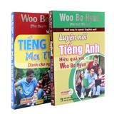2 cuốn Tiếng Anh ma thuật của Woo Bo Hyun
