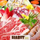 Buffet lẩu nướng Habit BBQ – menu Special
