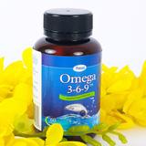 Omega 3-6-9 có lợi cho tim mạch, trí não