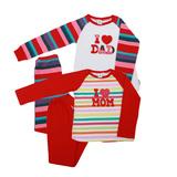 Bộ quần áo gia đình cho bé yêu