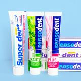 3 hộp kem đánh răng Sensodent nhập khẩu Đức